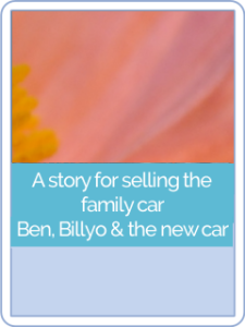 button hct 4e A story for selling the family car