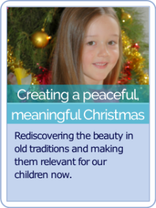 button ncg 9Creating a peaceful meaningful christmas