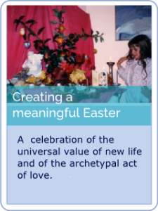 button ncg Creating a meaningful Easter