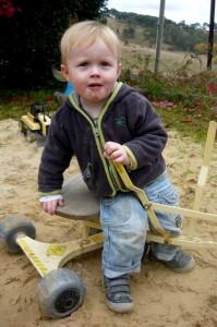 sandpit boy