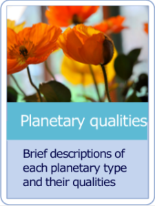 button-rp-brief descriptions of planetary qualities R