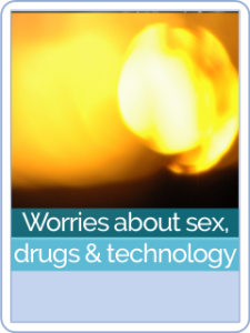 button parent hct-Worries about sex drugs and tech