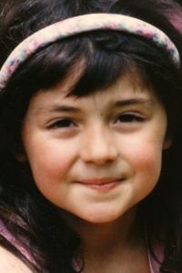 girl age seven