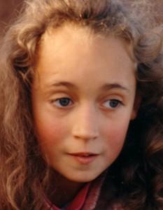 Girl age nine