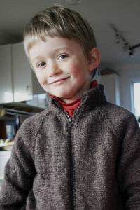 boy age six