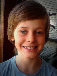 boy age nine