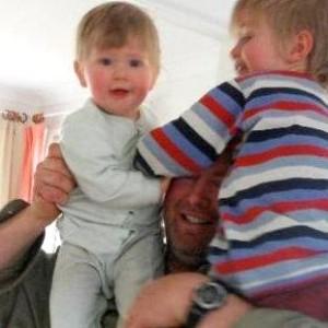 Dad & boys 2